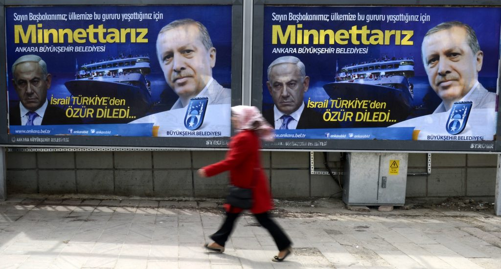 Turkey-Israel Relations: A Troubled Marriage