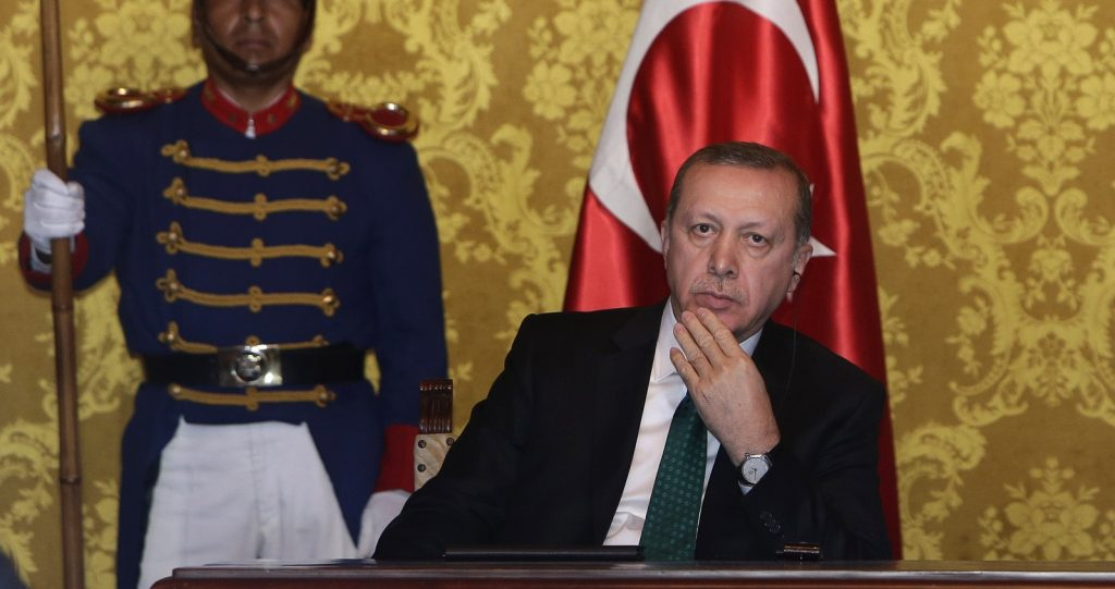 The Supreme Mind, Genies and the Dollar Bill: Turkey and Conspiracy Theories