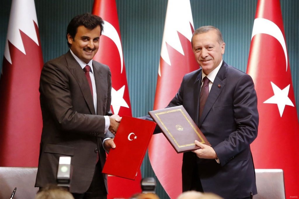 Turkey Tightrope Walking in the Gulf Region: Another Embarrassing Fall?