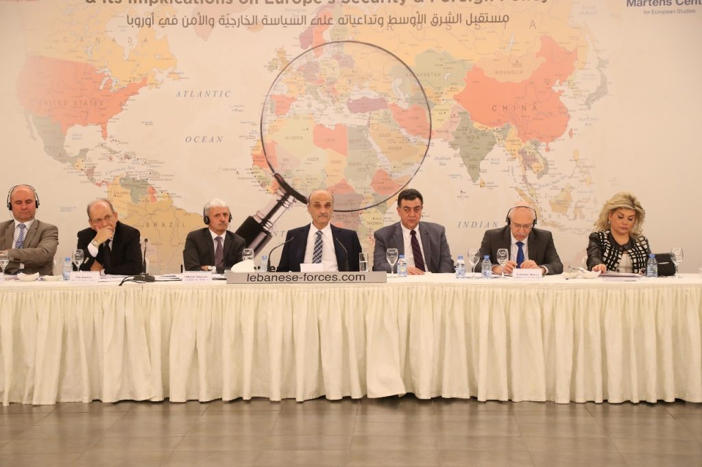 Envisioning the Future of the Middle East & Its Implications on Europe's Security & Foreign Policy
