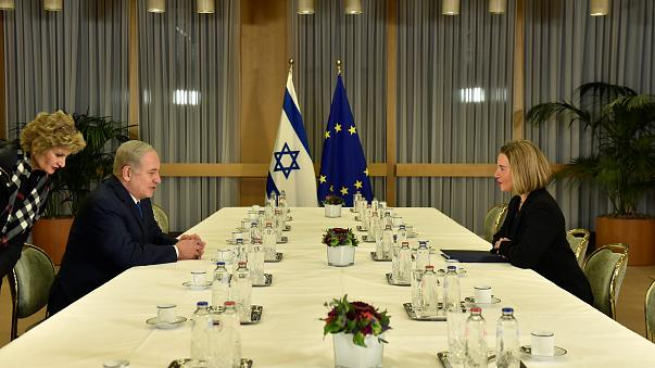 The EU's role and limits in the achievement of a Two-State Solution and the Differentiation Strategy