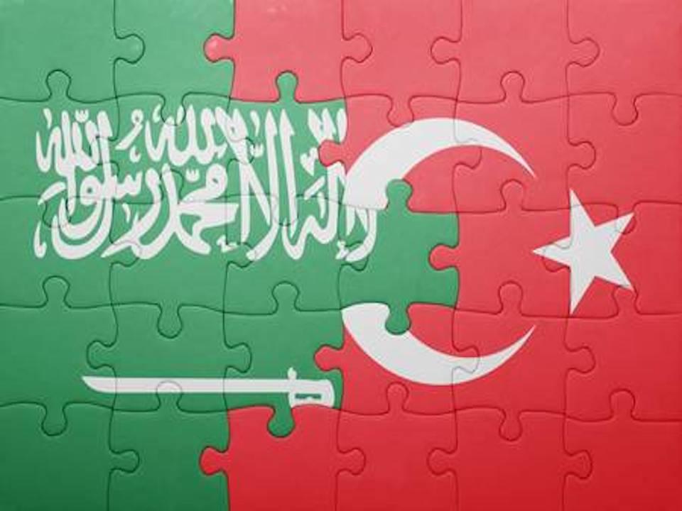 Saudi Arabia & Turkey: Contestation of Ideology, History and Interests
